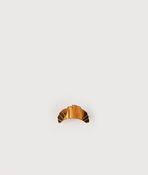 JUKSEREI Croissant Pin gold