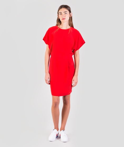 JUST FEMALE Ann Kleid posh red