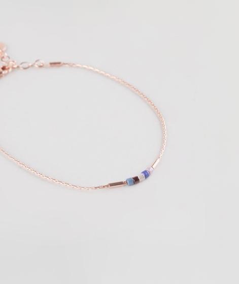TOMSHOT Rocaille Armband rosegold