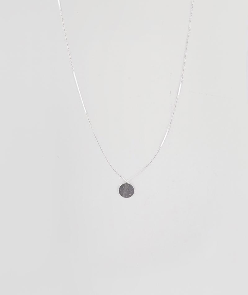 JUKSEREI Moon Kette silber