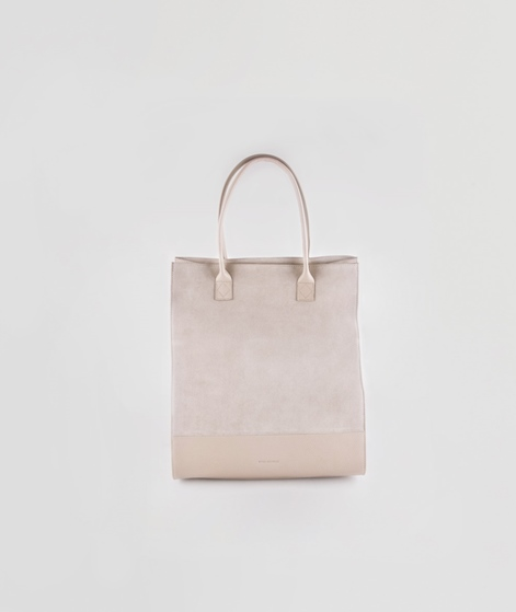 ROYAL REPUBLIC New Tote Bag suede sand