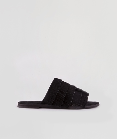 PAVEMENT Susie Schuhe black suede