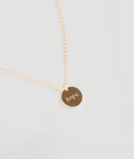 ELLISUE Hope Kette gold