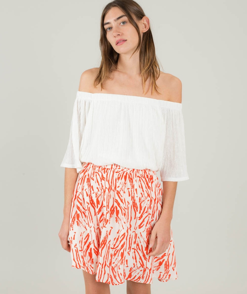SELECTED FEMME SFCarin S/S Bluse