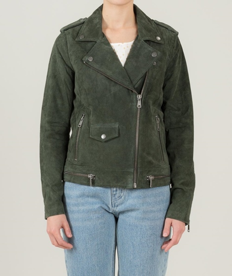 SELECTED FEMME SFLore Suede Jacke forest