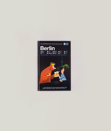 GESTALTEN Monocle Travel Guide Berlin