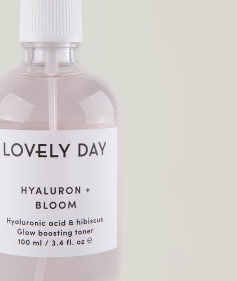 LOVELY DAY Hyaluron Bloom Toner