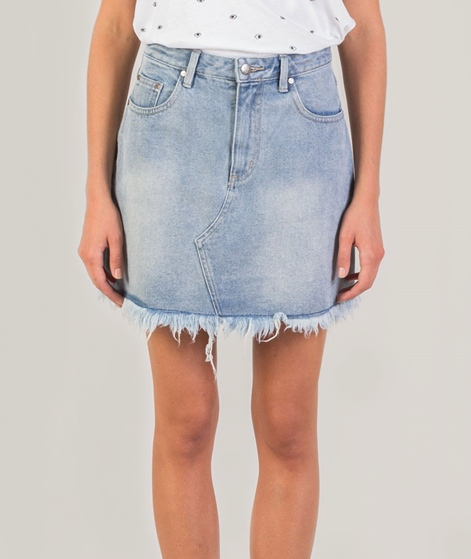 MINKPINK Sidewalk Cut Off Rock blue