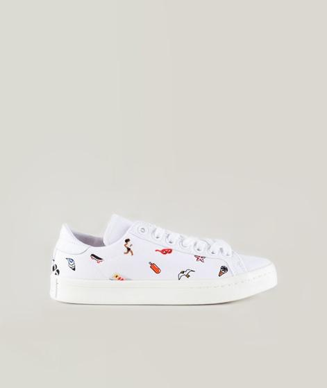 ADIDAS Court Vantage W Sneaker off white