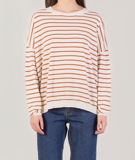 JUST FEMALE Gabrie Knit Pullover stripes