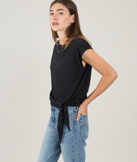MADS NORGAARD Bowina T-Shirt charcoal