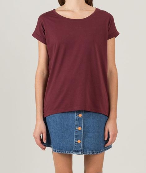 VILA Vidreamers pure T-Shirt tawny port