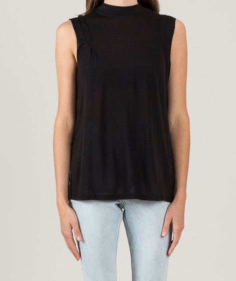 CHEAP MONDAY Pioneer Tank Top black