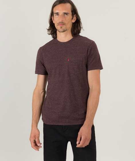 LEVIS SS Set-In Sunset Pocket T-Shirt