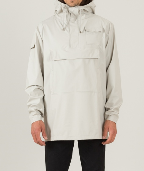 RAINS Camp Anorak moon