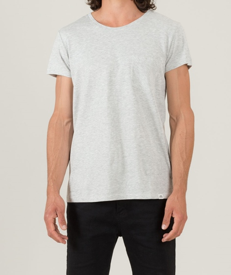 CHEAP MONDAY Cap Pocket T-Shirt warm mel