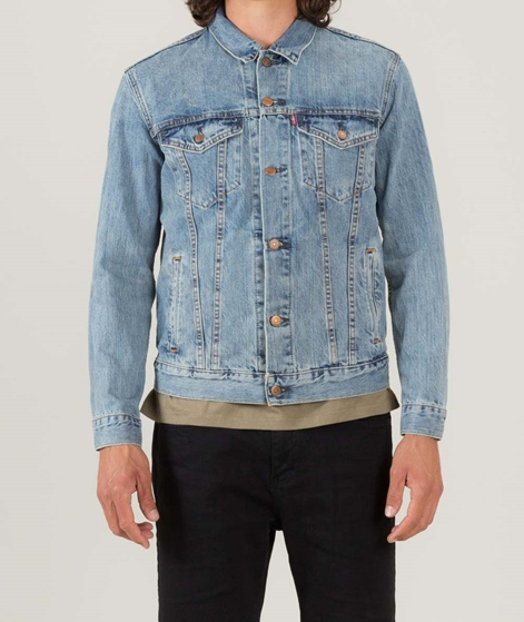 LEVIS Truckers Jacke icy