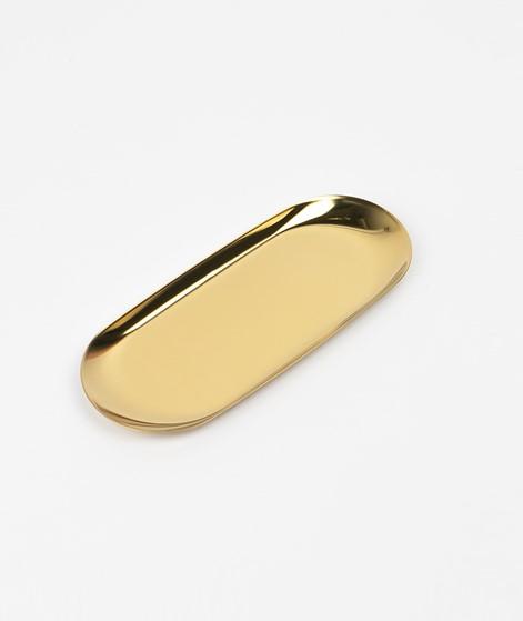 HAY Tray L gold