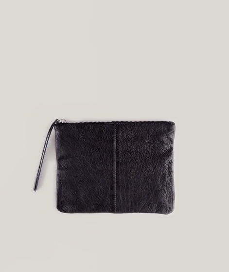 MOSS CPH Ninne Leather Clutch black