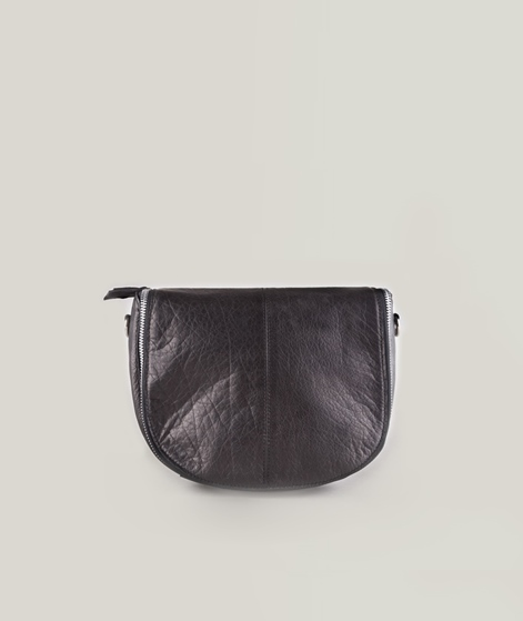MOSS CPH Nimbus Leather Satchel black