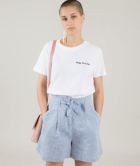 POP CPH Friday I`m In Love T-Shirt white