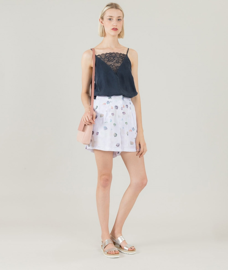 SELECTED FEMME SFNaomi Lace Strap Top