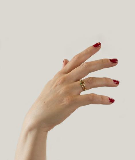 EBBA Jenna Ring gold