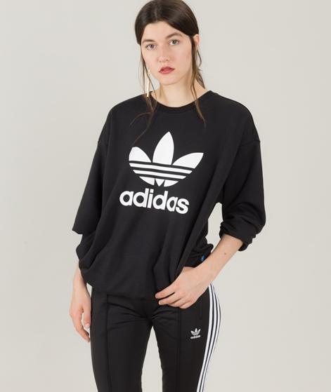 ADIDAS Trefoil Pullover black