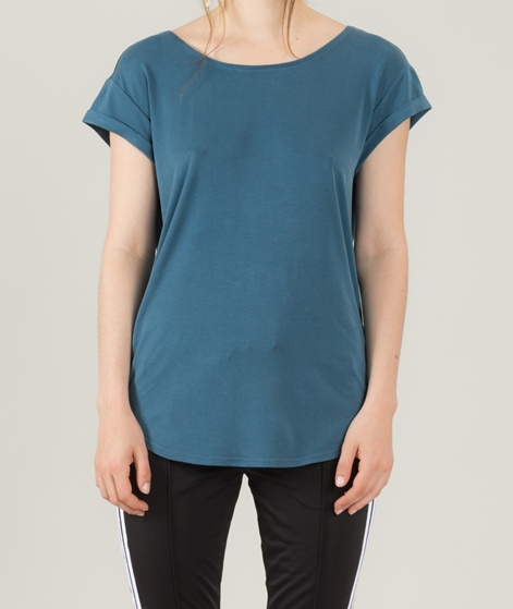 M BY M Nisha Rai T-Shirt deep atlantic