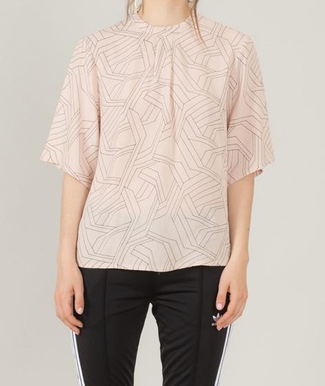 M BY M Leila Line Print Bluse