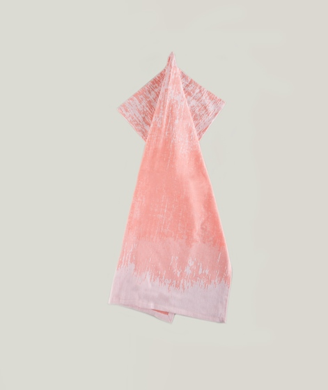 H. SKJALM P. Tea Towel Villum lachs