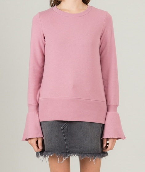 VILA Vimista Sweat Pullover rose