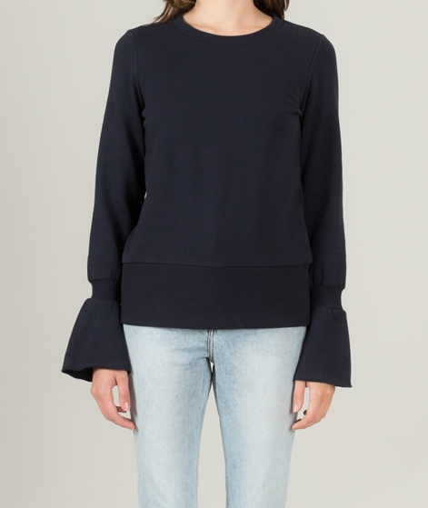 VILA Vimista Sweat Pullover navy