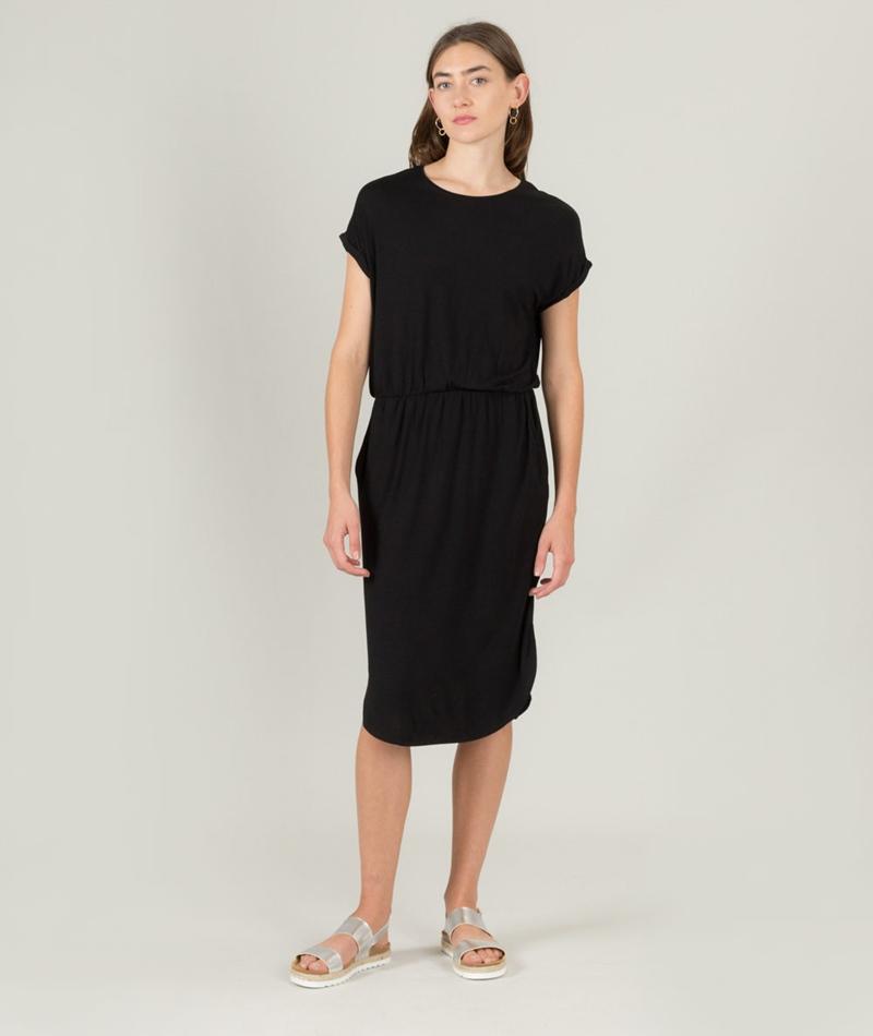 M BY M Deep Gogreen Luxe Kleid