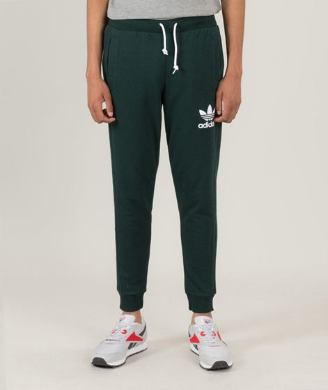 ADIDAS 3Striped Sweat Hose green night