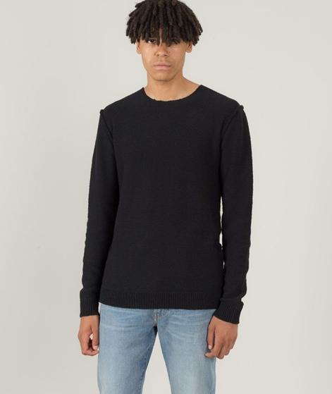 MINIMUM Crawy Pullover black