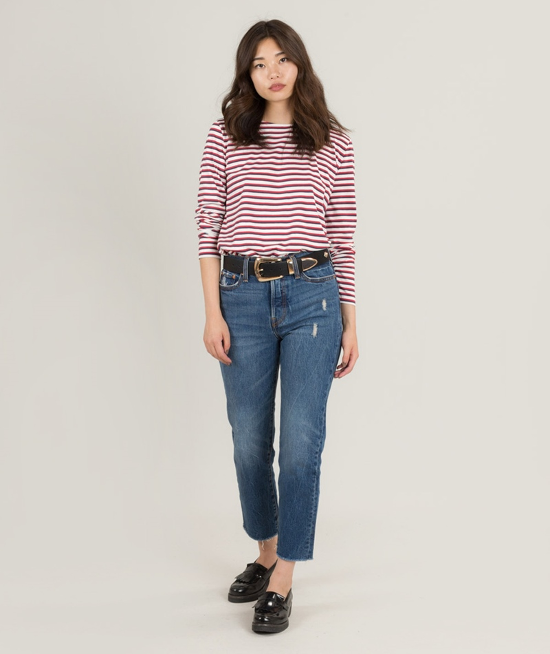 LEVI`S Wedgie Straight Jeans