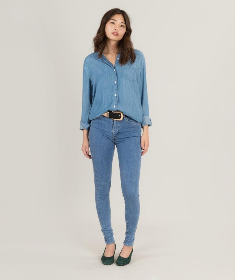 LEVI`S Mile High Super Skinny Jeans