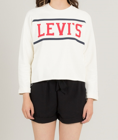LEVI`S Raw Graphic Pullover