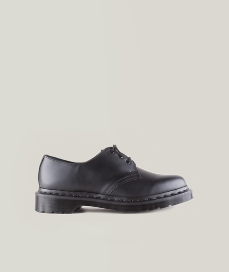 DR. MARTENS 3 Eye Schuh black smooth