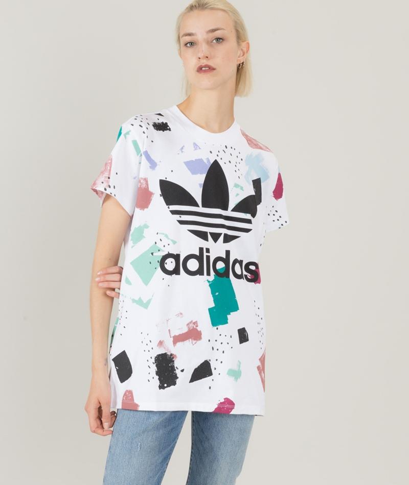 ADIDAS Color Dab T-Shirt multicolor