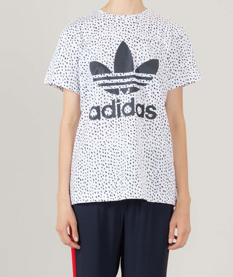 ADIDAS T-Shirt white / legend