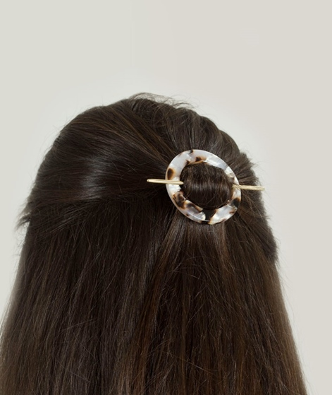 EBBA Mille Hairclip pearl