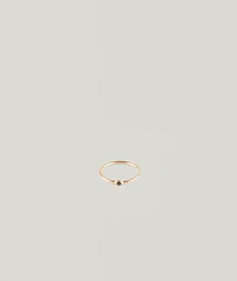 KDG Jonda Ring Gold- Schwarz