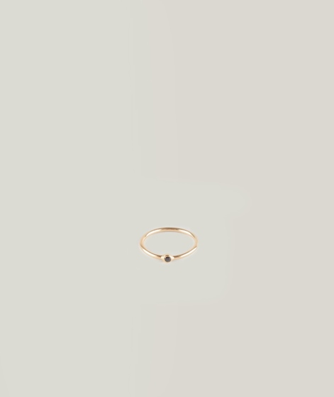 KDG Jonda Ring Gold- Braun