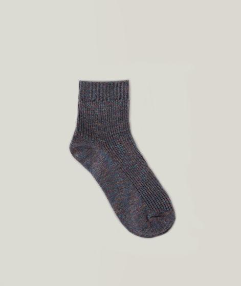 EBBA Socken anthrazit multi