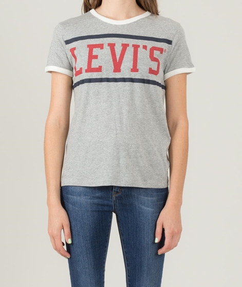 LEVI`S Perfect Ringer T-Shirt smokestack