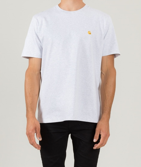 CARHARTT Chase T-Shirt ash heather