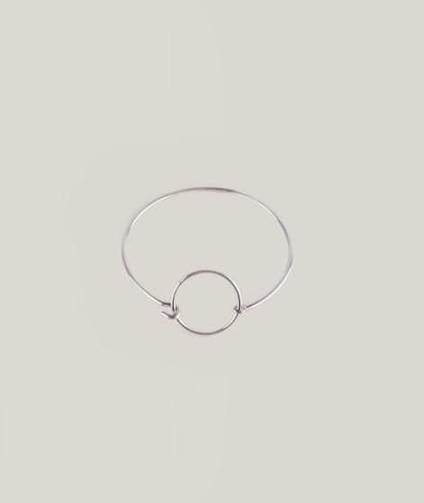 CHEAP MONDAY Circled Armreif rhodium