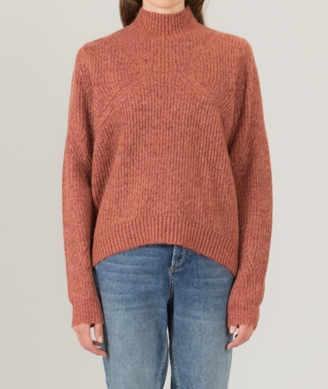 M BY M Verdi Ventura Pullover copper